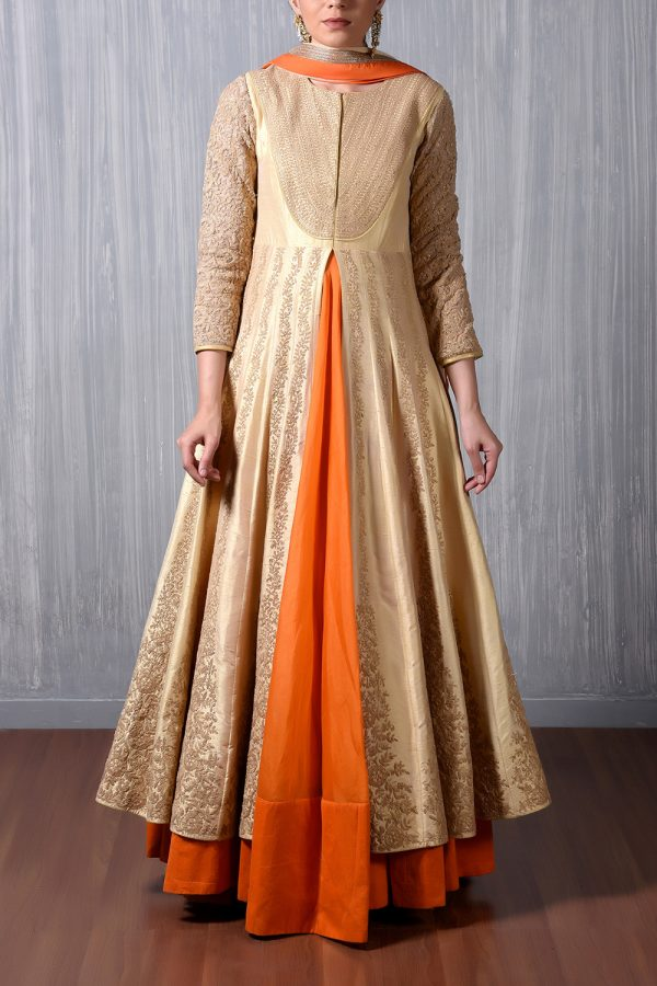 2 LAYER ANARKALI